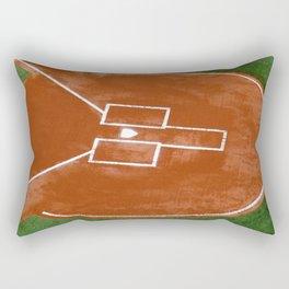 Bassballfield II Rectangular Pillow