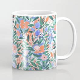 Nonchalant Coral Coffee Mug