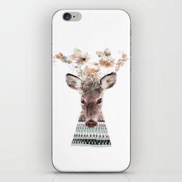 in nature deer iPhone Skin