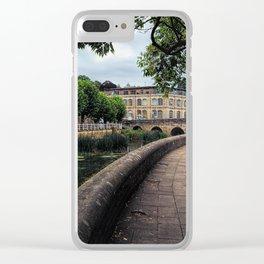 Bradford On Avon Clear iPhone Case