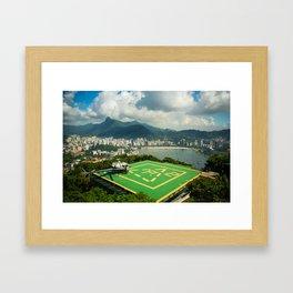 Rio de Janeiro - photo series Framed Art Print