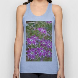 little flower - flor do campo Unisex Tank Top