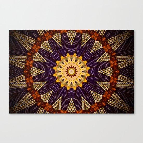 moroccan wedding Canvas Print