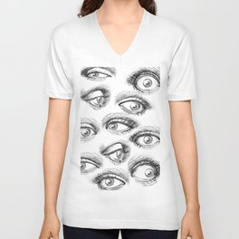 The SENSUALIST Collection (Sight) Unisex V-Neck