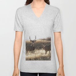 a few of the Mulies Unisex V-Neck