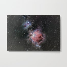 Orion Nebula #2 Metal Print