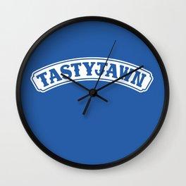 Tasty Jawn Wall Clock