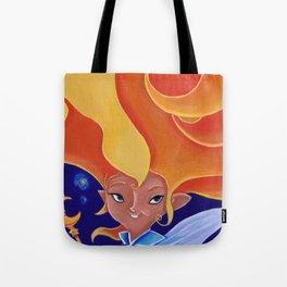 la fée Morganne Tote Bag
