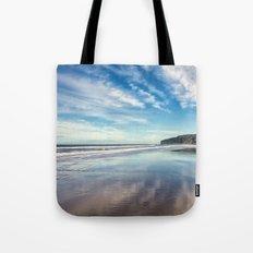 Sea side Tote Bag