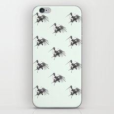 Rad's Birds iPhone & iPod Skin