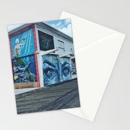 Corner Murals Stationery Cards