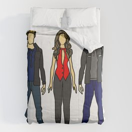Outfits of Vamps Comforters