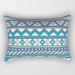 Pattern's of Calm line Rectangular Pillow