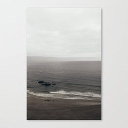 Ecola State Park III Canvas Print