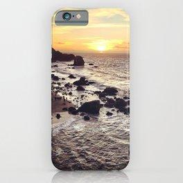 Sunset at Lands End - San Francisco iPhone Case