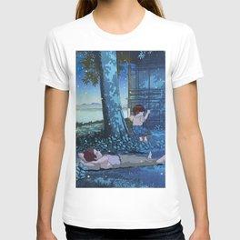 Grave of the Fireflies - japanese mashup T-shirt