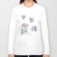 football Long Sleeve T-shirts featuring Football by Ruta13