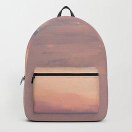 An Abstract Eternal Summer Backpack
