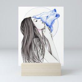 Quiet Moon Mini Art Print