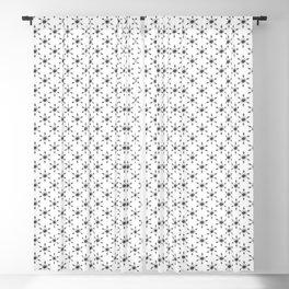 Crochet Impressions: SNOWFLAKE Blackout Curtain