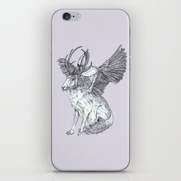 The Wolpertinger iPhone Skin
