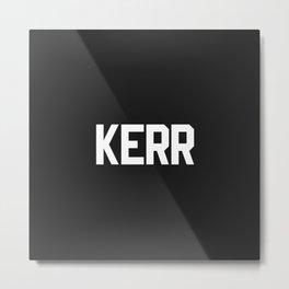 Kerr Metal Print