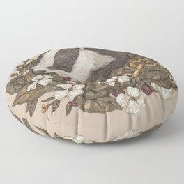 Badger Floor Pillow