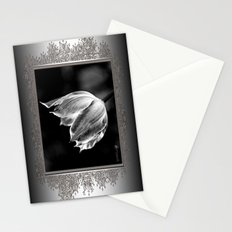 Virichic in Black and White Stationery Cards