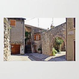 Medieval Street Rug