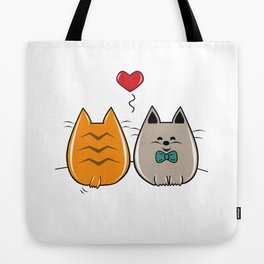 Kitty Chan In Love Tote Bag