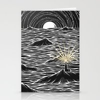 lighthouse Stationery Cards featuring Lighthouse by barmalisiRTB