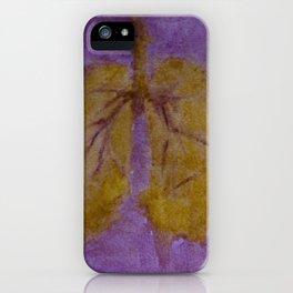 Breathing iPhone Case