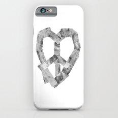 Peace Heart Slim Case iPhone 6s
