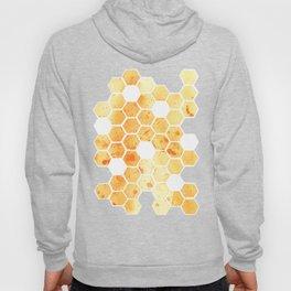 Golden Honeycomb Hoody