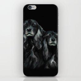 Sammy and Cloe iPhone Skin