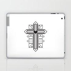 Mighty cross Laptop & iPad Skin