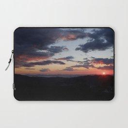 Blue Ridge Parkway Sunrise Laptop Sleeve