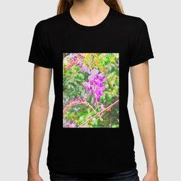 Little Purple Flowers T-shirt