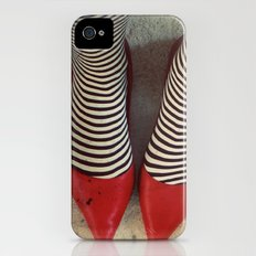 Dorothy iPhone (4, 4s) Slim Case