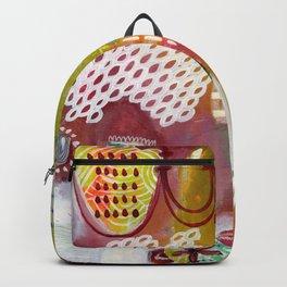 Jellyfish Garden Backpack