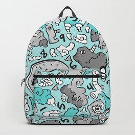 PLAYTIME_BLUE Backpack