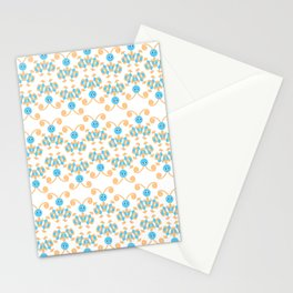 Butterfly Pattren Stationery Cards
