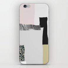 On the wall iPhone & iPod Skin