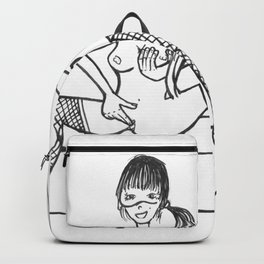 Riendo Salads- Uncovered, Discover p.7 Backpack