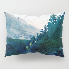 Heritage Art Series - Jade Pillow Sham