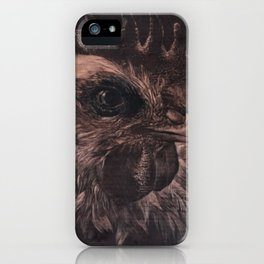 Hen iPhone Case