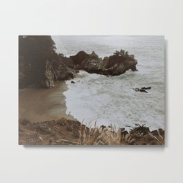 MYTH / Big Sur, CA Metal Print