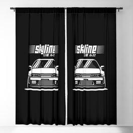R32 GTR Blackout Curtain