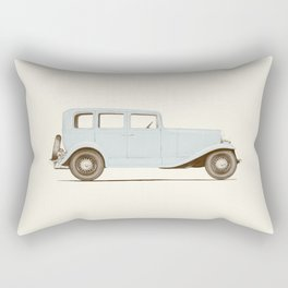 Car of the 1930's Rectangular Pillow