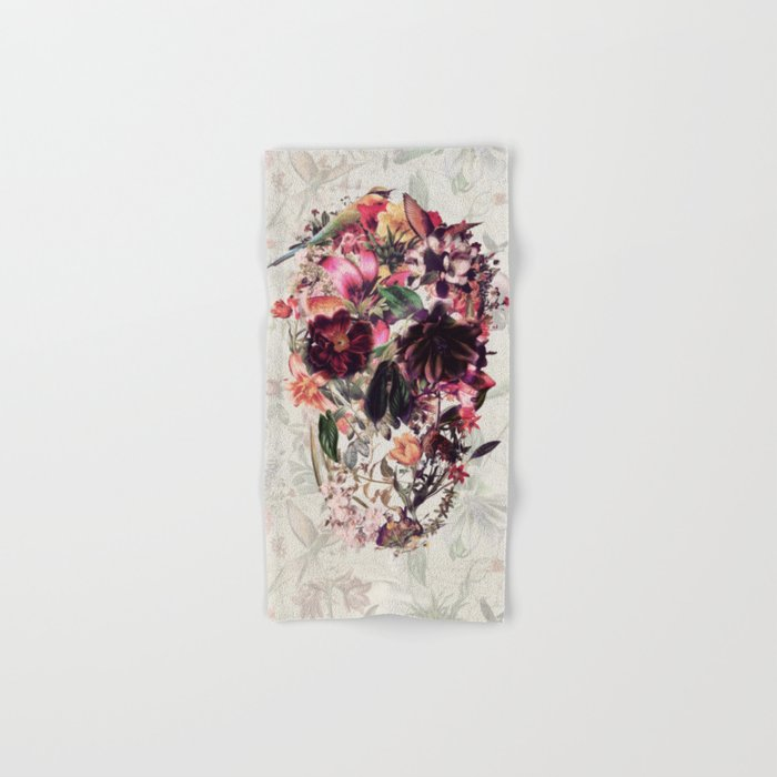 New Skull 2 Hand & Bath Towel